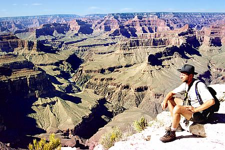 Am Grand Canyon / Arizona / USA (1998)